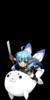 ミニチュア全身図 シルドラ(xd0672)